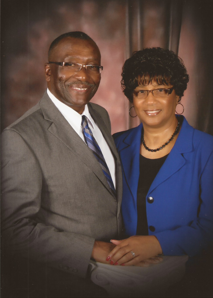 Deacon & Deborah Johnson